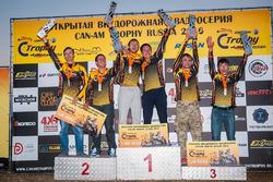 2 этап Can-Am Trophy Russia