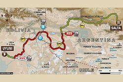 Stage 8: Uyuni - Salta