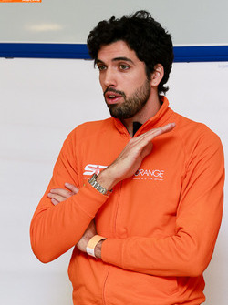 Simone Campedelli, Orange1 Racing