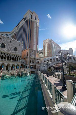 The Venetian resort hotel and casino