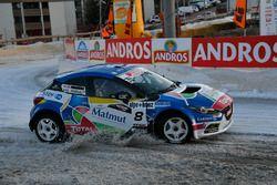 Olivier Pernault, Team Saintéloc, Mazda 3