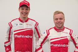 Олли Пахкала и Феликс Розенквист, Mahindra Racing