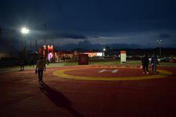 L'ingresso della pista di Fiorano