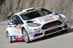 Giuseppe Bergantino, Fabio Grimaldi, Ford Fiesta R5, New Jolly Motor