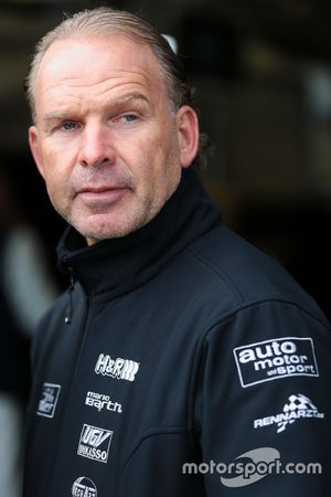 Uwe Alzen, Mercedes-AMG GT4
