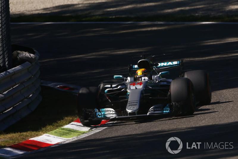 2017 Lewis Hamilton, Mercedes