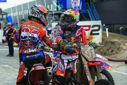 Jeffrey Herlings; Jorge Prado, KTM Factory Racing