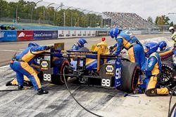 Пит-стоп: Александр Росси, Herta - Andretti Autosport Honda