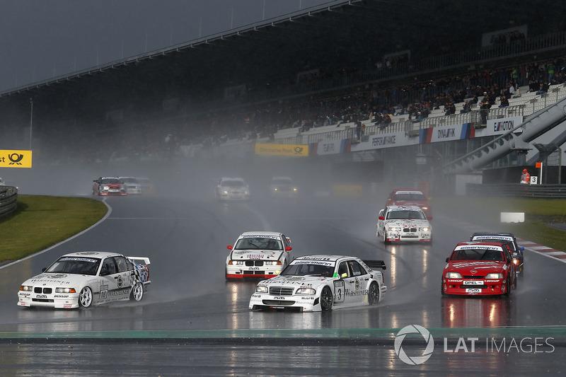 Start zum Rennen am Nürburgring