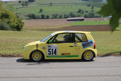 Florian Arlt, VW Lupo Cup, Scuderia Lindau