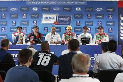 Mehdi Bennani, Sébastien Loeb Racing, Citroën C-Elysée WTCC, Rob Huff, All-Inkl Motorsport, Citroën