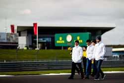 #97 Aston Martin Racing Aston Martin Vantage: Darren Turner, Jonathan Adam, Daniel Serra during trac