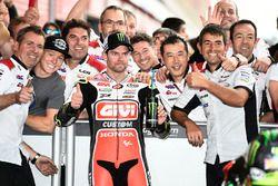 المركز الثالث كال كراتشلو، فريق إل سي أر هوندا