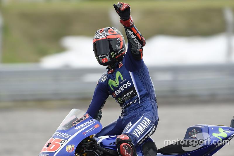 1. Maverick Viñales, Yamaha Factory Racing