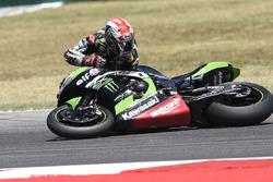Jonathan Rea, Kawasaki Racing, crash