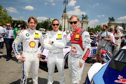 Аугусту Фарфус, BMW Team RMG, Гэри Паффет, Mercedes-AMG Team HWA, Маттиас Экстрём, Audi Sport Team Abt Sportsline