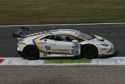 Lamborghini Huracan-S.GTCup #106: Vainio-Tujula, Vincenzo Sospiri Racing