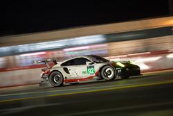 #92 Porsche GT Team Porsche 911 RSR: Michael Christensen, Kevin Estre, Dirk Werner