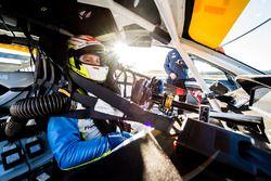 #100 BMW Team SRM BMW M6 GT3: James Bergmuller