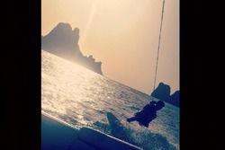 Lance Stroll, vacaciones
