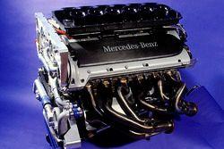 Mercedes-Benz V-12 engine for the CLK-GTR