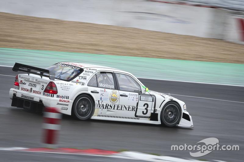 Mercedes AMG C-Klasse ITC
