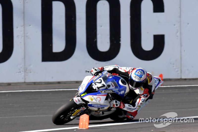 Markus Reiterberger, BMW