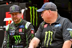 Kurt Busch, Stewart-Haas Racing Ford, Tony Gibson