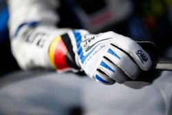 Handschuhe von Petter Solberg, PSRX Volkswagen Sweden, VW Polo GTi