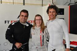 F1 Experiences, Doppelsitzer-Fahrer Zsolt Baumgartner, Patrick Friesacher und Passagier