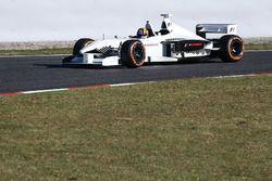 Patrick Friesacher, F1 Experiences 2-Asiento de piloto