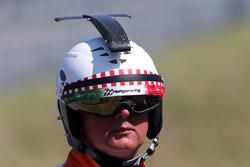 Marshal with Helmet