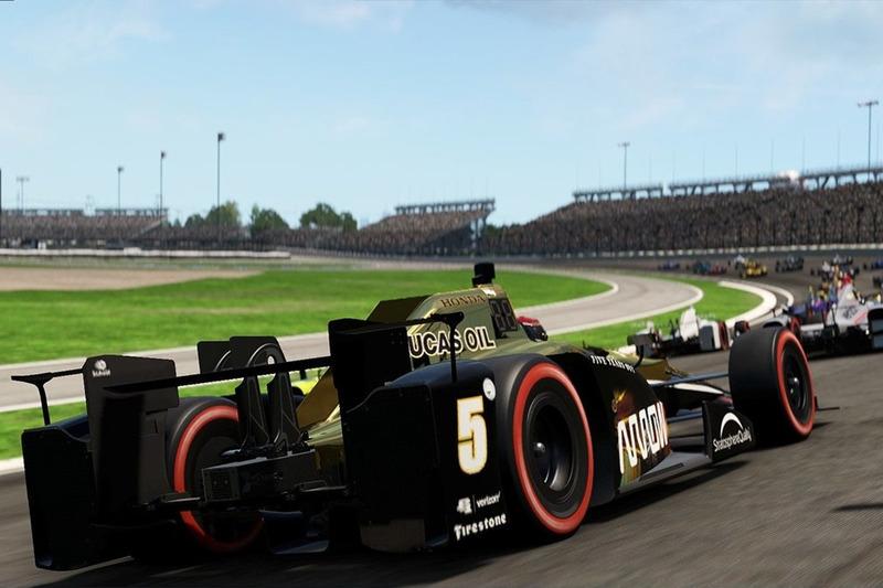 Project CARS 2 – Dallara DW12