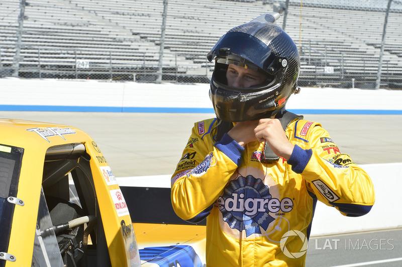 Todd Gilliland, Kyle Busch Motorsports, Toyota