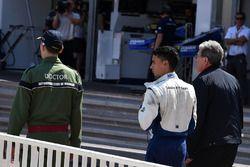 Race retiree Pascal Wehrlein, Sauber