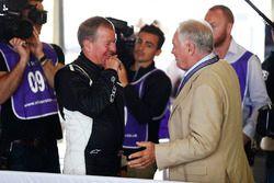 Martin Brundle interviews Patrick Head