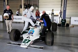 La Williams FW07 d'Alan Jones