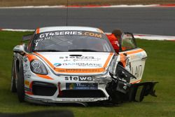 Jorg Viebahn, Nicolaj Moller-Madsen, ProSport Performance, Porsche Cayman CS MR GT4
