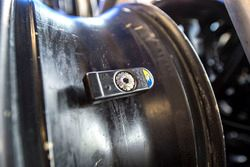 Michelin tyre pressure gauge