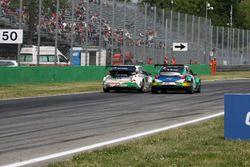Mehdi Bennani, Sébastien Loeb Racing, Citroën C-Elysée WTCC, Norbert Michelisz, Honda Racing Team JA