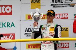 Podium: 2. Nicklas Nielsen, US Racing