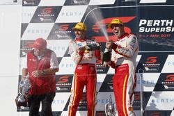 1. Scott McLaughlin, Team Penske, Ford; 2. Fabian Coulthard, Team Penske, Ford