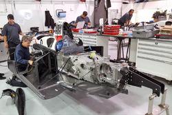 Auto von Sébastien Bourdais, Dale Coyne Racing, Honda