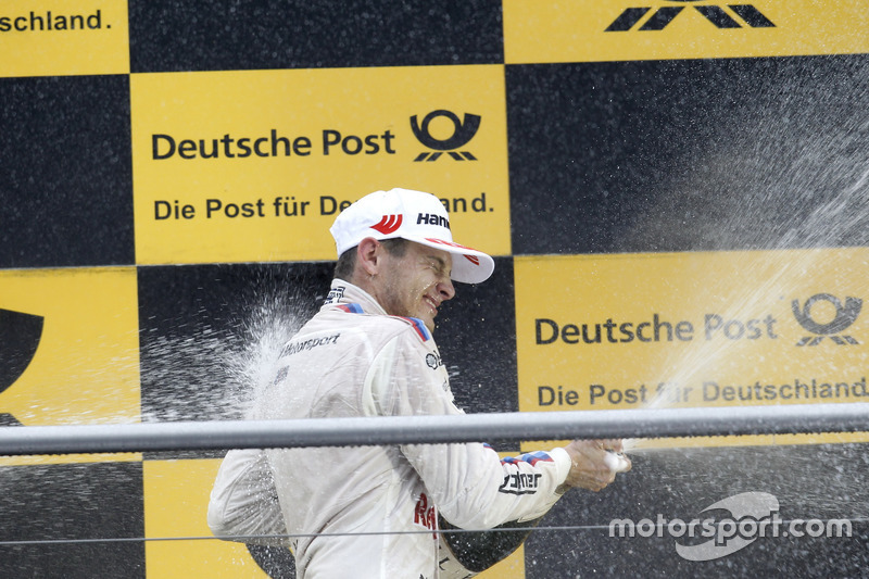 Подіум: Марко Віттманн, BMW Team RMG, BMW M4 DTM