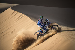 #9 Yamaha: Franco Caimi