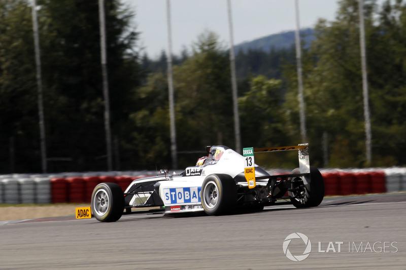Fabio Scherer, US Racing