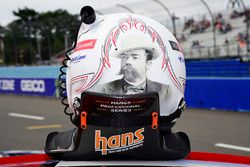 Casco de Ryan Blaney, Wood Brothers Racing Ford