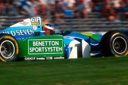 Михаэль Шумахер, Benetton B194 Ford