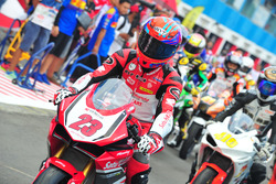 Andi Gilang, Astra Honda Racing Team