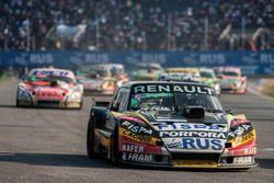 Facundo Ardusso, Tomas Urretavizcaya, Renault Sport Torino